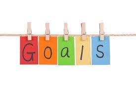 Do you have any goals your are serious about and working at?
