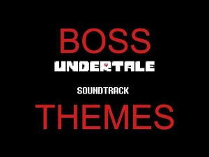 select the boss themes