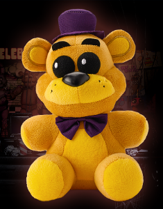 Who is this character? U should know him he is my FAVOUITE! (Bonnie is my second but animatronic FAVOUITE it is Bonnie)