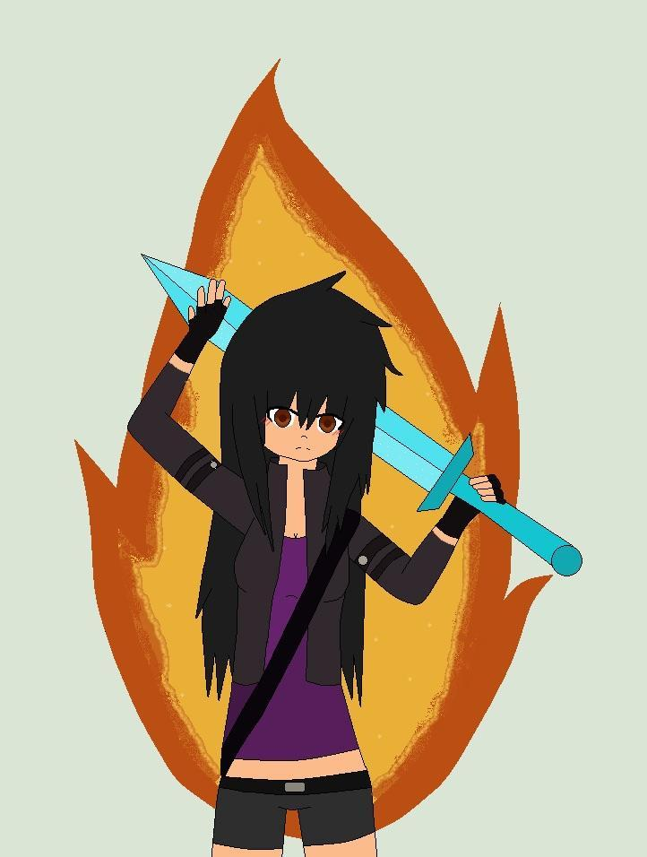 RP starts...now. We are hanging out at my house. We decide to watch YouTube. I chose what to watch. I chose my favorite YouTuber, Aphmau. (If you haven't heard of her go on YouTube and watch one of her Minecraft Diaries. They are the best!) how would you react?