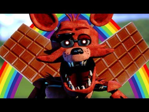 Do you like Kit Kats? (XD) (Foxy from FNaF)