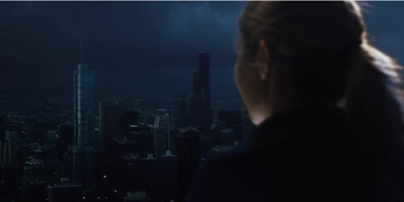 What were the 3 names of the Dauntless born initiates who Tris knew?