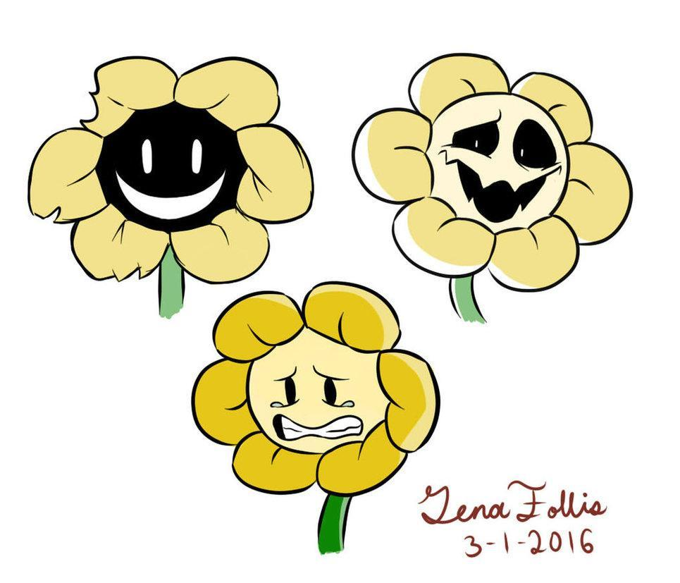 Sans: ok umm............What do you think of flowey. (Me:mwhaha i put in the pictures. Sans: Really you choose this picture. Me: but flowey is really asriel and he is hurting inside. Sans:............)