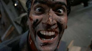 Ash Williams is the protagonist of which film franchise?