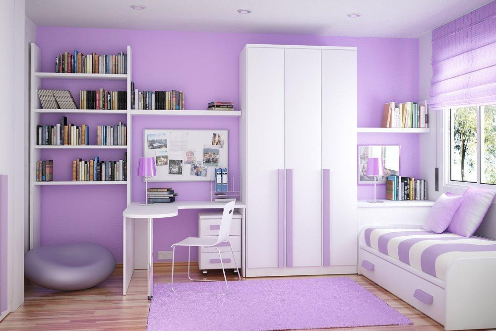 What is the main colour of your room