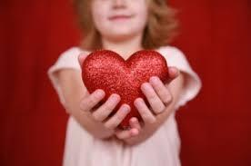Which of the following choices most characterises how you would show love to a small child?