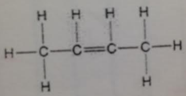 Is the molecule shown to the in the cis or trans form?