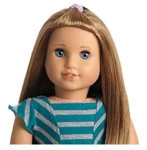 Who wrote the American girl doll McKenna books?