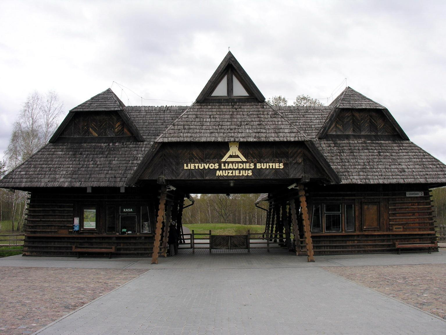 Where is Open Air Museum of Lithuania?