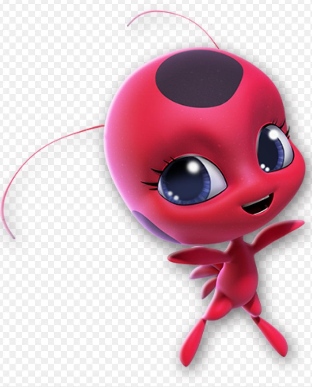Now, it is the last question. it is a bit weird. Where is the spot on Tikki's head?