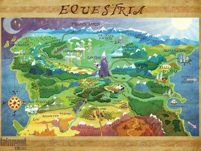 What's your favorite town in Equestria?
