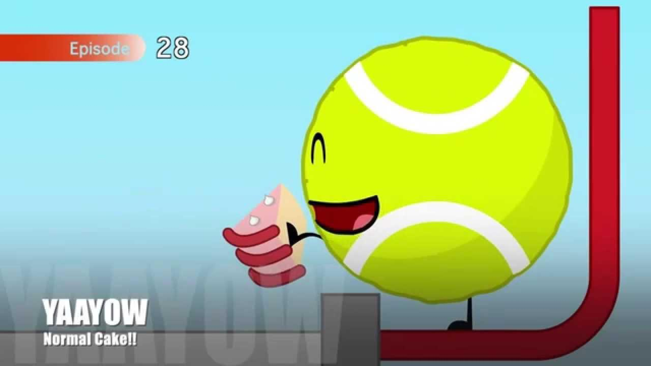 (James:what about tennis ball from bfdi)