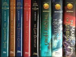 Do you read Percy Jackson or Heroes of Olympus?