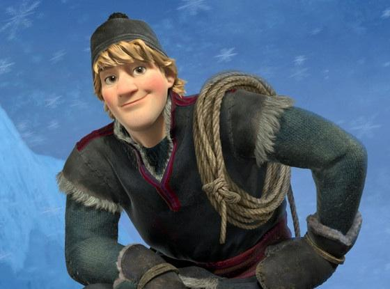 What does Kristoff do for a living?