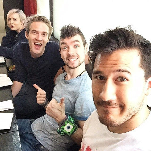 Would U Rather Play With Pewdiepie Or Jacksepticeye