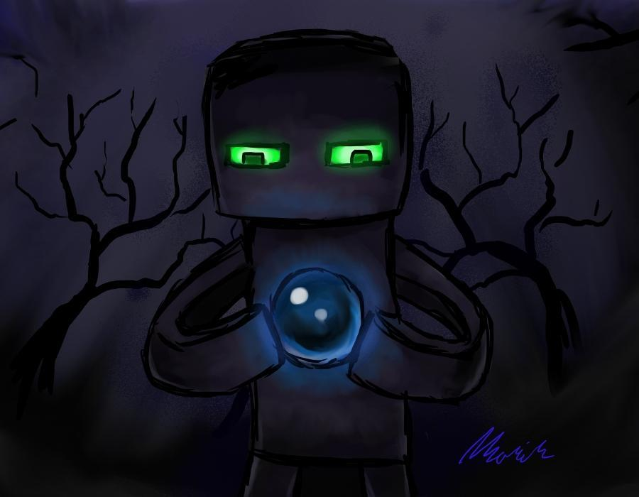 "How many Eye of Enders does it take to fill an End portal to where it works? (Ooo.. Eye of Enders...Wait...The name of that... When you make an Eye of Ender the game probably takes the eye of an enderman and uses the ""blaze powder"" excuse so you don't be like ""wth?!"")"