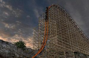 Do you like screaming at the top of your lungs during the coaster?