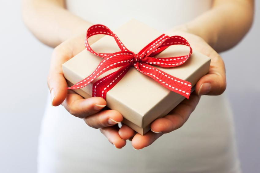 What kind of gift would you give to someone close to you?