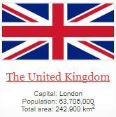 what is capital of The United Kingdom ?