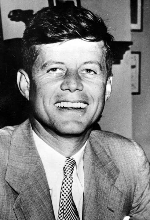 What kind of ailment did Kennedy suffer from (which was concealed from the public throughout his life)?
