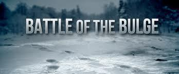 On what date did the Battle of the Bulge begin?