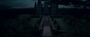 which of the following four people was not kept as a prisoner alongside harry,ron and hermione at malfoy manor?