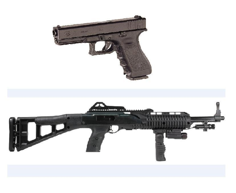 "Which of these was an ""assault weapon"" in 1994?"