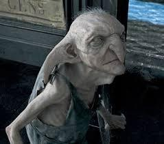 What is the name of the house elf who live at headquarters of the Order of the Phoenix?