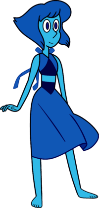Is Lapis your favorite character in SU?