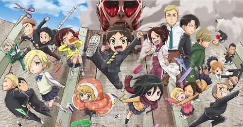 Me : Ok we're going to take turns ok  so Mikasa can go first Mikasa: What is your favorite character in Attack On Titan