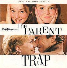 "Have your parents ever acted weird while watching the movie ""The Parent Trap?"""