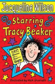 In Starring Tracy Beaker what role does Tracy have?