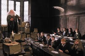 Being a Hogwarts student what would your favorite lesson be?