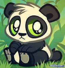 You're pretty tired, so you go to sleep. You find yourself in a strange place. There's nothing around you, except for a panda. It walks over to you and looks into your eyes. You stare at it, then suddenly, it charges at you, and goes inside you! You wake up and it's morning.