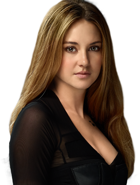 Would you rather... have Tris's nose, eyes, or hair?