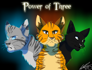 Question Two; Who Told Lionblaze About The Power Of Three?