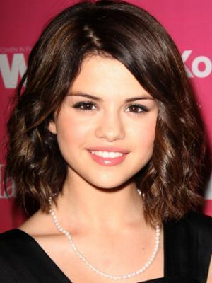 Who is Selena Gomez's celebrity crush??