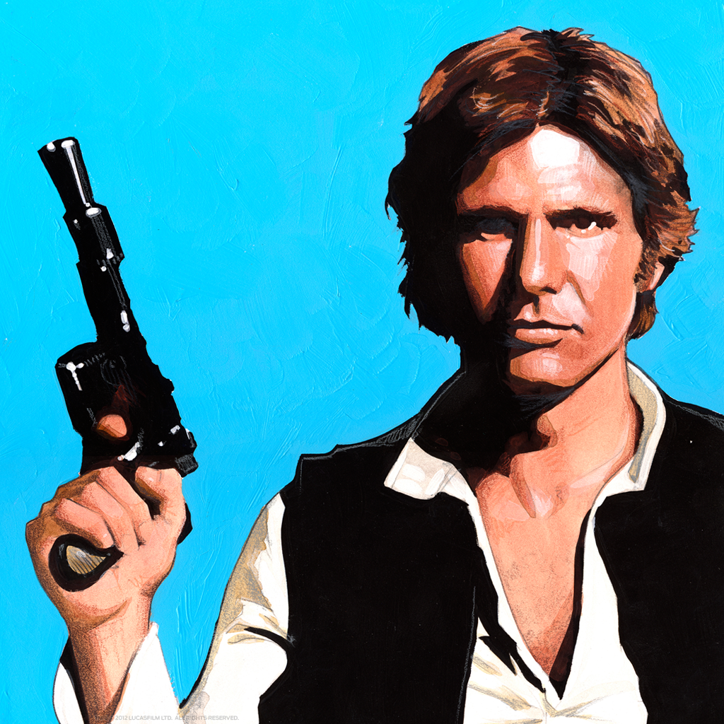 who turned down the role of han solo
