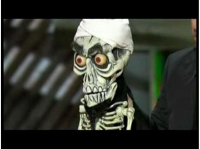 When was Achmed supposed to be released in jeff's show?