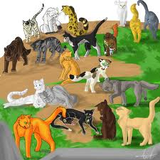 If there were twenty cats in your clan (not including kits) how many would you bring to a Gathering on average?