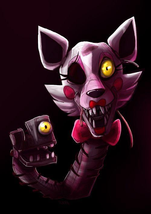 What gender was Mangle given?