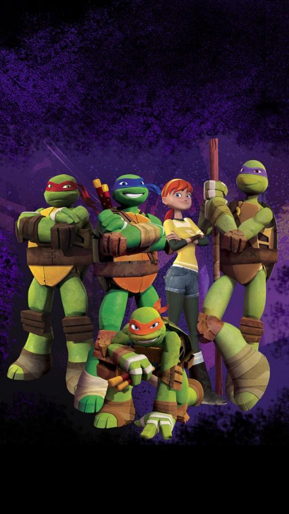 Which of the turtles has a bad temper??