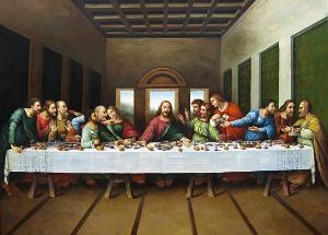 Who was the artist of the Last Supper?