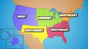 What region do you live in the U.S?