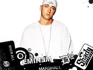 What is the name of Eminem's movie coming out at 2013?