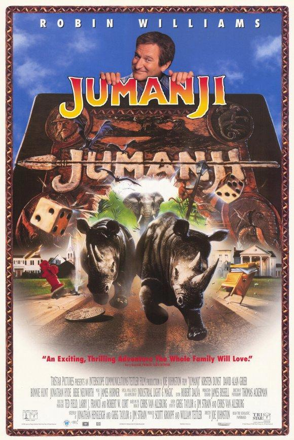 "In ""Jumanji"", what happen to the cheater?"