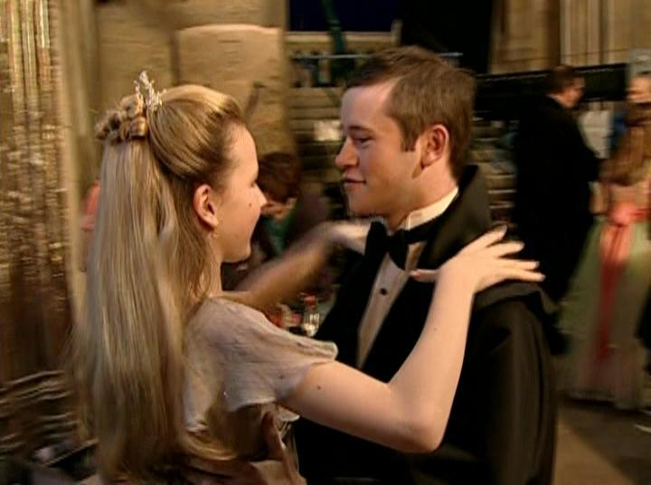 What would you say if Seamus Finnigan asked you to go to the ball with him?