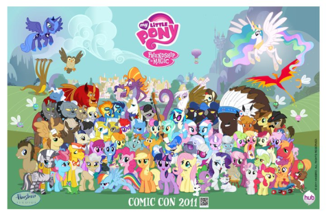 Which of these ponies is your favorite?