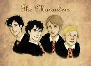 7 minutes in heaven ( marauders era) - Personality Quiz