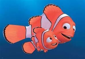What are Nemo's mother and father's names?  (select two names)